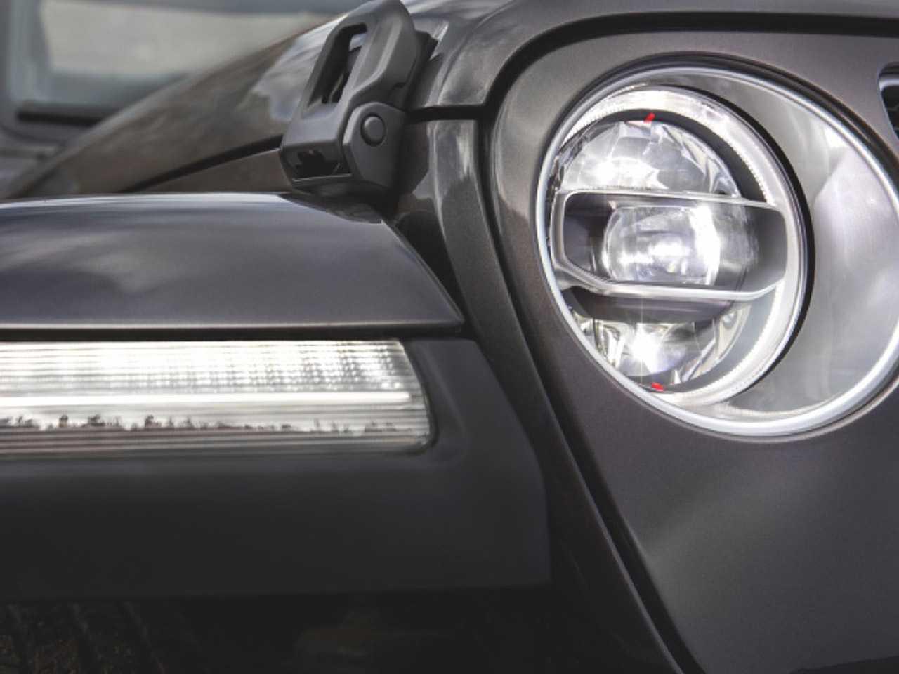 JeepWrangler 2020 - faróis