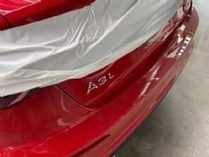 Vazam imagens da nova geração do Audi A3 Sedan
