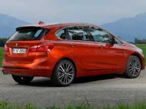 Mais SUV e menos minivan: nova BMW Série 2 Active Tourer é flagrada em testes