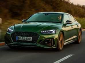 Audi revela atualização para RS 5 Coupé e RS 5 Sportback