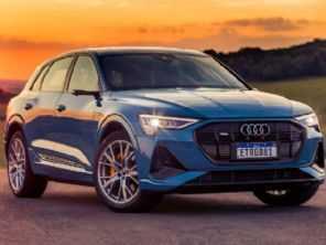Preço do Audi e-tron no Brasil será de R$ 459.990