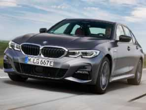 BMW Série 3 híbrido plugável é confirmado para o Brasil