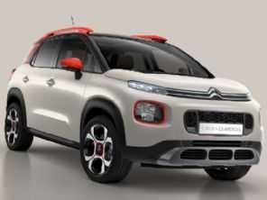 Para o Brasil e demais países emergentes: Citroën já testa sua nova família de compactos