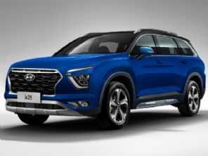 Hyundai Creta de sete lugares poderá se chamar Alcazar