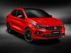 Fiat Cronos ganhará visual renovado em outubro