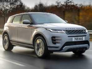 Land Rover apresenta os inéditos Evoque e Discovery Sport com propulsão híbrida plug-in
