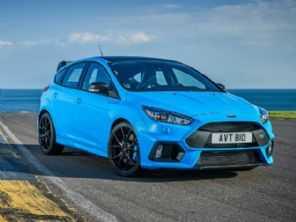Ford Focus RS sairá de linha por conta de emissões