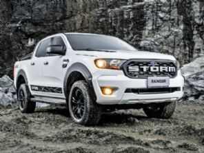 Com fim de EcoSport e Ka, Ranger será o modelo de entrada da Ford no Brasil