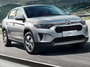 C3L: sedan aventureiro da Citroën tem mais imagens vazadas