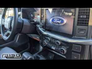 Cotada para o Brasil, nova Ford F-150 tem o interior vazado