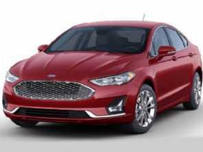 Perto do fim, Ford Fusion ganha atualização nos EUA