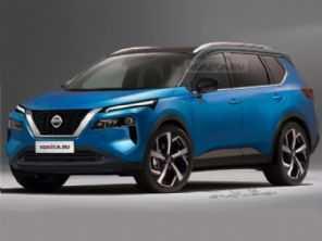 Site russo adianta o novo X-Trail: SUV pode chegar ao Brasil para concorrer com o Compass