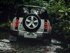 Land Rover prepara um inédito SUV de entrada para 2022