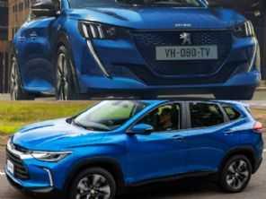 Esperar a nova geração do Peugeot 208, comprar o novo Tracker ou aguardar o SUV nacional da Toyota?