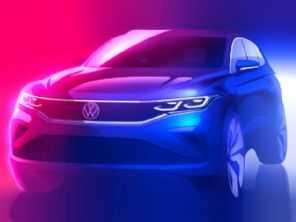 Tiguan 2021 tem visual revelado pela Volkswagen pela primeira vez