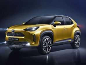 SUV Toyota Yaris Cross tem preços e detalhes revelados no Japão
