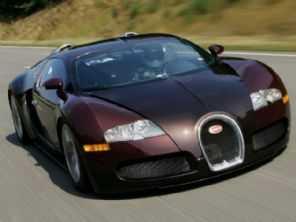 Há 15 anos, Bugatti Veyron passava dos 400 km/h
