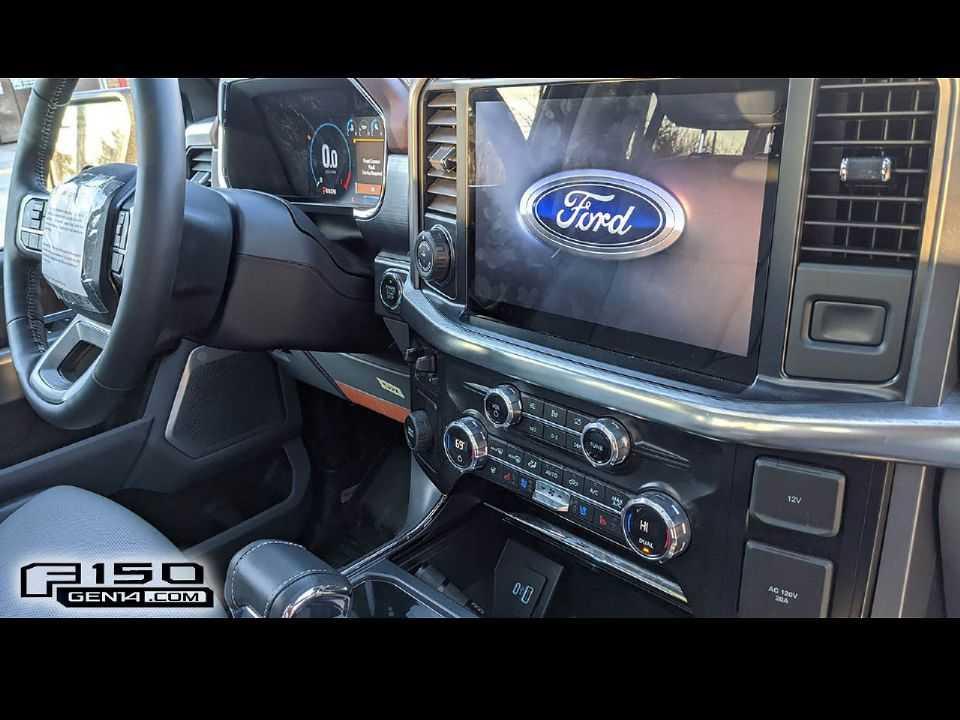Flagra da nova geração da Ford F-150