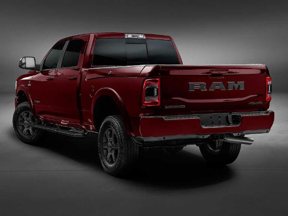 RAM 2500 2020