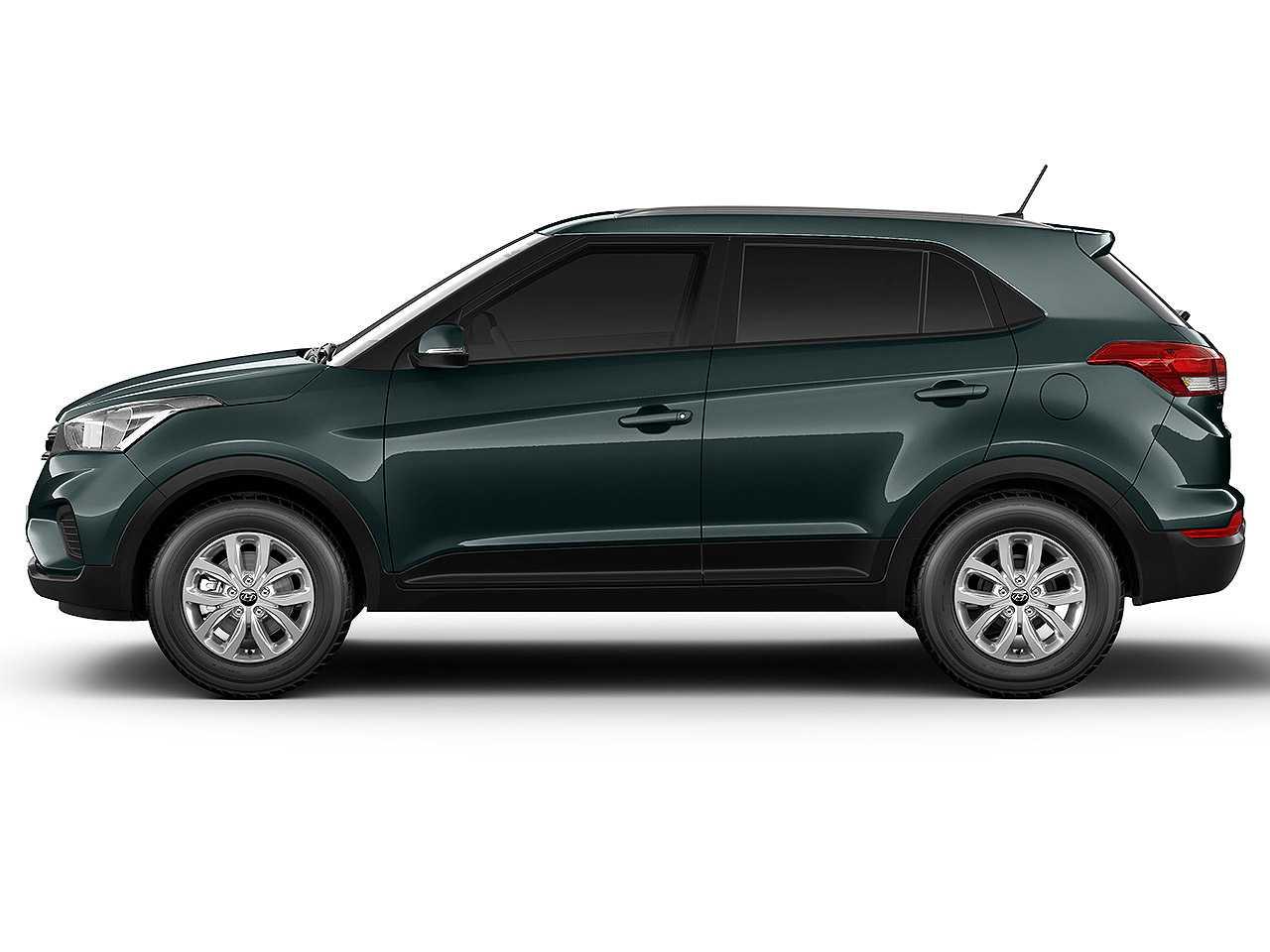 HyundaiCreta 2021 - lateral