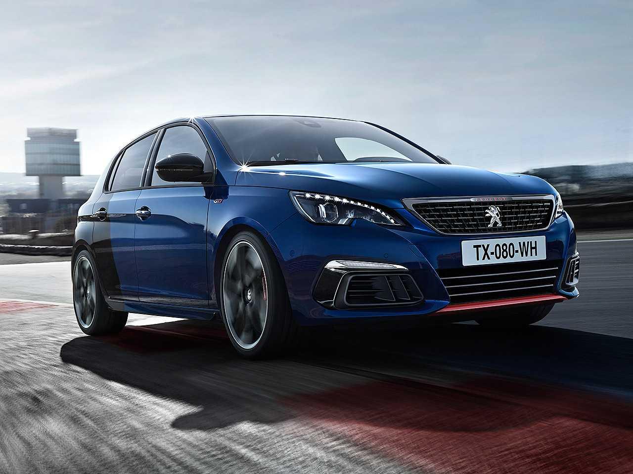 Galeria De Fotos  Novo Peugeot 308 Pode Estrear Em 2021 E