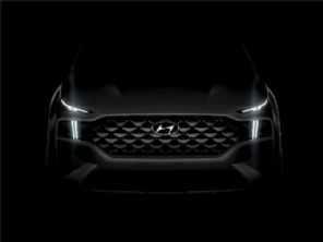 Veja como pode ficar o novo Hyundai Santa Fe