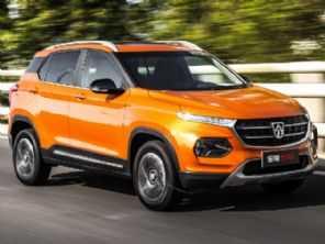 Chinês, novo SUV da Chevrolet seria um ''anti-Nivus''