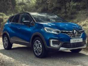 Renault Captur renovado terá motor turbo e câmbio CVT inédito, antecipa site