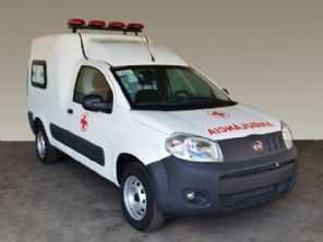 Por R$ 99.790, Fiorino Ambulância chega ao mercado