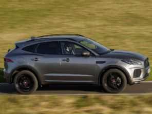 Jaguar E-Pace renovado deve estrear ainda em 2020
