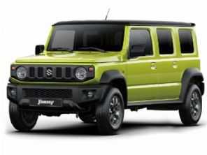 Produção do novo Jimny 4 portas deve começar ainda neste ano, revela site