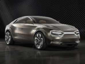 Kia quer SUV elétrico para 2021 com ''recarga Porsche''