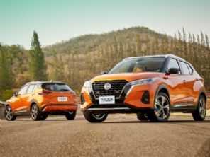 Nissan prepara facelift do Kicks e novo Sentra no Brasil em 2021