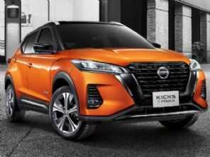 Novo Nissan Kicks nacional será turbo e terá visual exclusivo, diz executivo