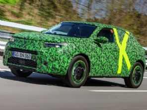 Opel revela fotos do novo Mokka. Será ele um Corsa elevado ou um 2008 cupê?