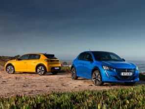 Nova geração do Peugeot 208 já tem previsão de estreia na região