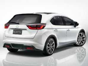 Novo Honda City hatch: detalhes do motor são vazados na Ásia