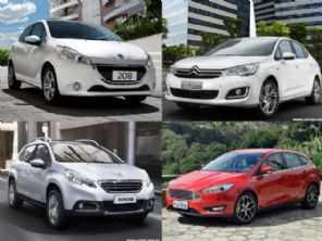 Em busca do primeiro carro: Ford Focus, Peugeot 208, Citroën C4 Lounge ou um Peugeot 2008?