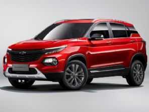 Chevrolet Groove chegará à América Latina, mas Brasil é incógnita