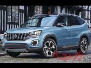 Site japonês adianta detalhes sobre a próxima geração do Suzuki Vitara