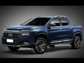 Nova Fiat Toro 2022 ficará mais potente nas versões diesel, antecipa site