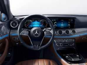 Tecnologia: Mercedes-Benz apresenta o seu volante capacitivo