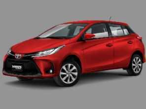Baseado em patentes, designer antecipa o Toyota Yaris 2022 produzido no Brasil