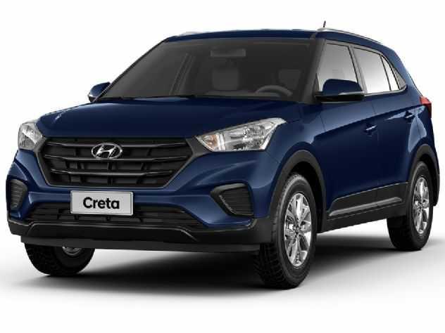 Hyundai Creta Action custa R$ 88.368,10 após isenção para PcD