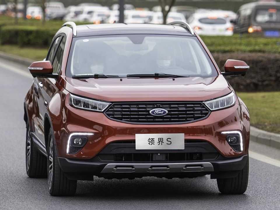 Facelift para o Ford Territory na China