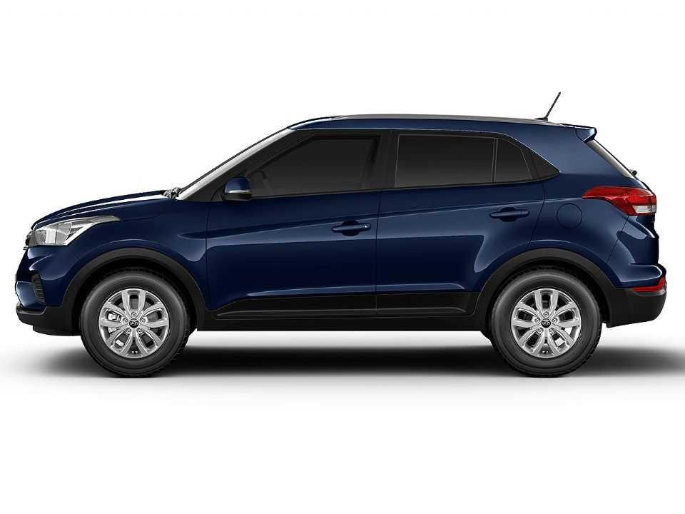 HyundaiCreta 2020 - lateral