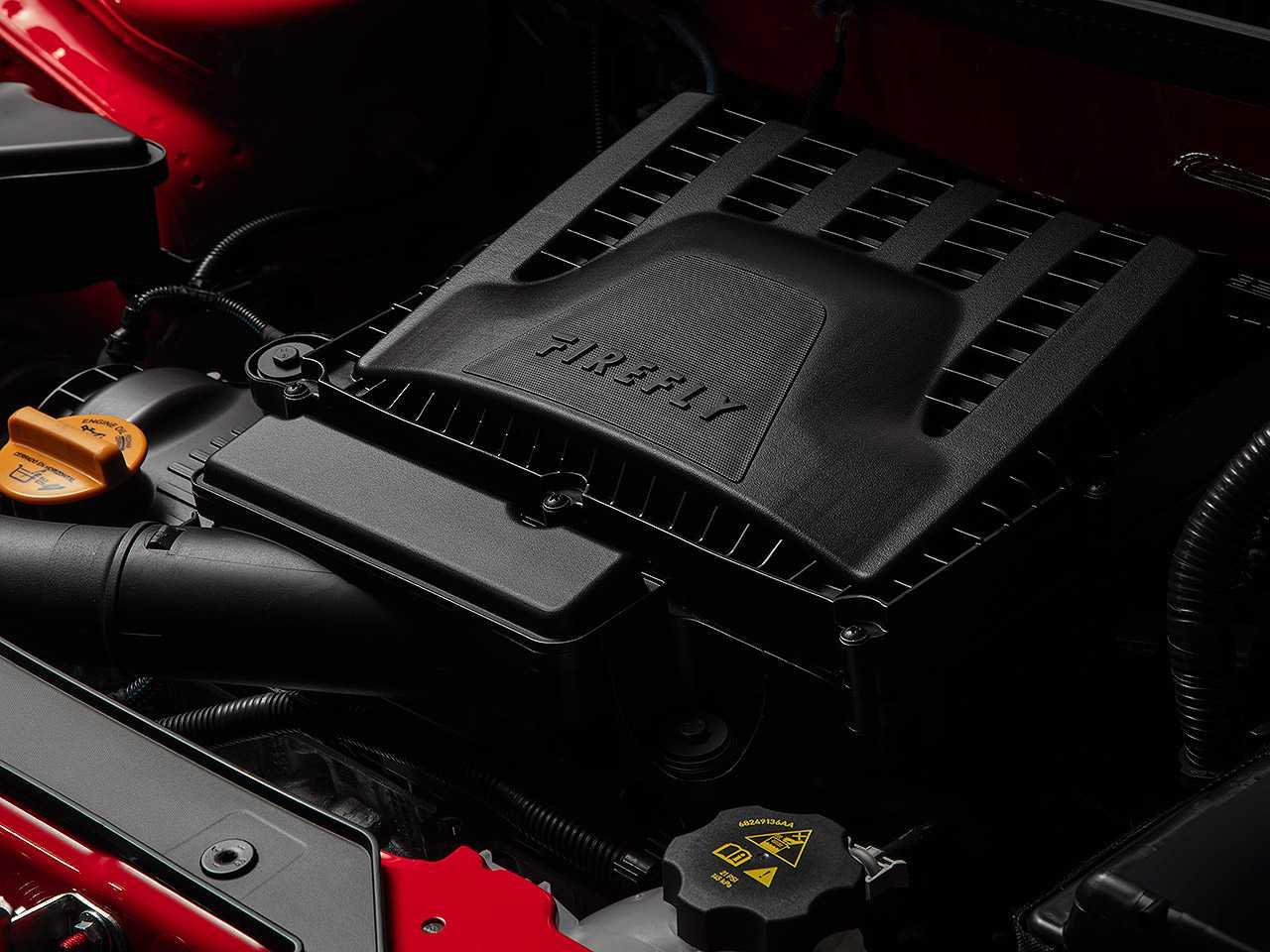 FiatStrada 2021 - motor