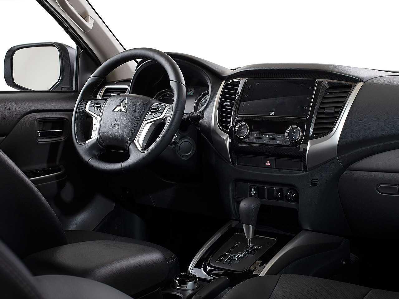 MitsubishiL200 Triton 2021 - painel