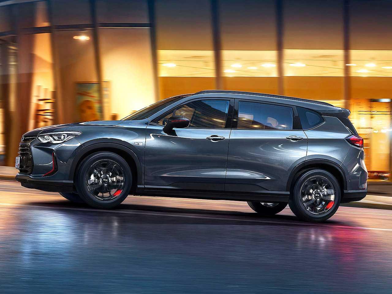 Chevrolet Orlando vendido na China: modelo foi lançado em 2018