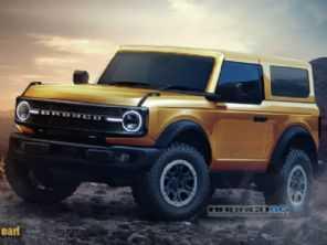 Novo Ford Bronco pode contar com motor V6 turbo a gasolina de 400 cv